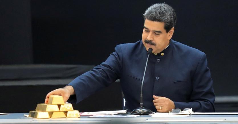 Il presidente venezuelano, Nicolas Maduro (Reuters)