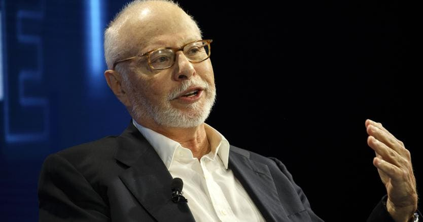 Paul Singer, presidente di Elliot. (Patrick T. Fallon/Bloomberg)