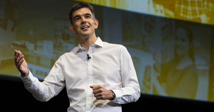 Ospite a Connext.Matt Brittin, presidente Business e Operations di Google Emea