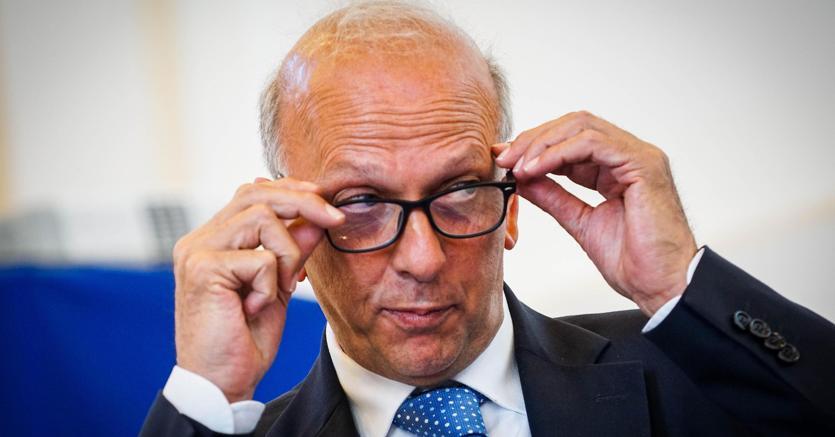 Il ministro dell'Istruzione Marco Bussetti (foto Ansa)