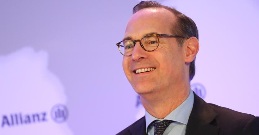 Oliver Baete, ceo di Allianz (Reuters)