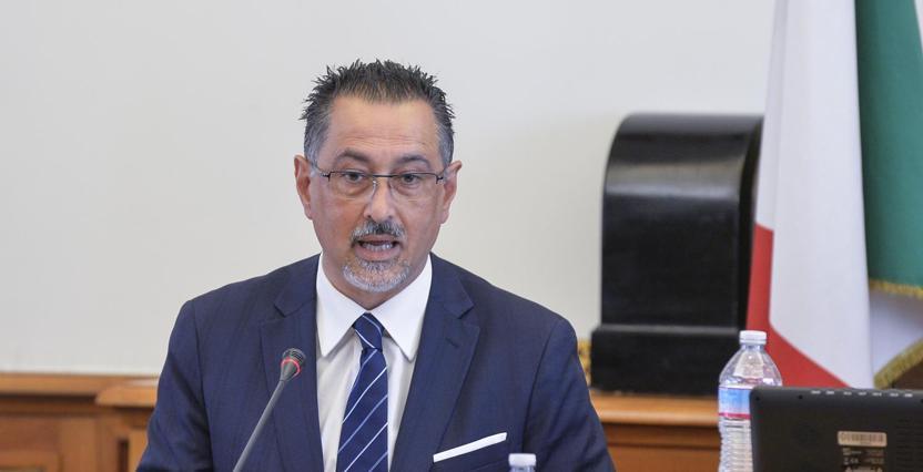 Marcello Pittella (Pd), governatore uscente della Basilicata,