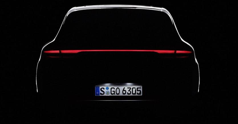 Porsche: la nuova Macan sarà completamente elettrica