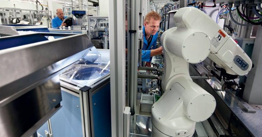 Fabbrica intelligente. La rete dei Digital innovation hub ha il compito di agevolare la transizione verso lo smart manufacturing