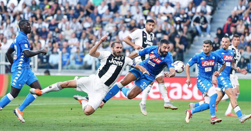 Napoli, l'agente di Meret: