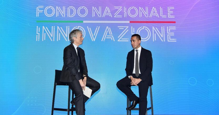 Di Maio a Torino presenta il Fondo nazionale innovazione - DIRETTA