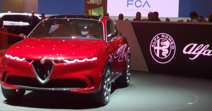 Alfa Romeo Tonale e Fiat Centoventi, i conceot che ...