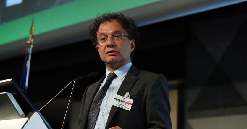 Michele Geraci è sottosegretario alllo Sviluppo economico (Imagoeconomica)