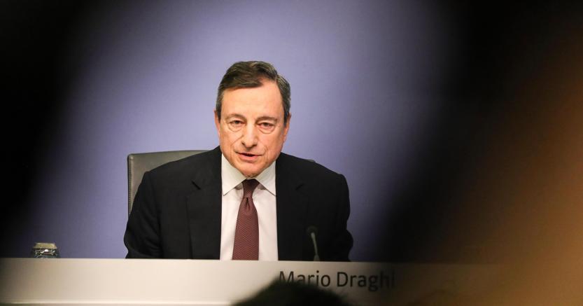 Mario Draghi (Epa)