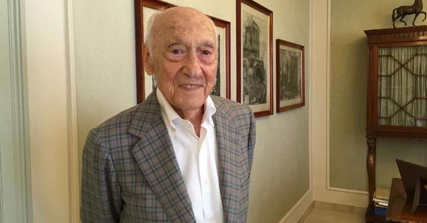 Joseph Joe Nissim (foto dal Sito ufficiale della Comunità Ebraica di Milano)
