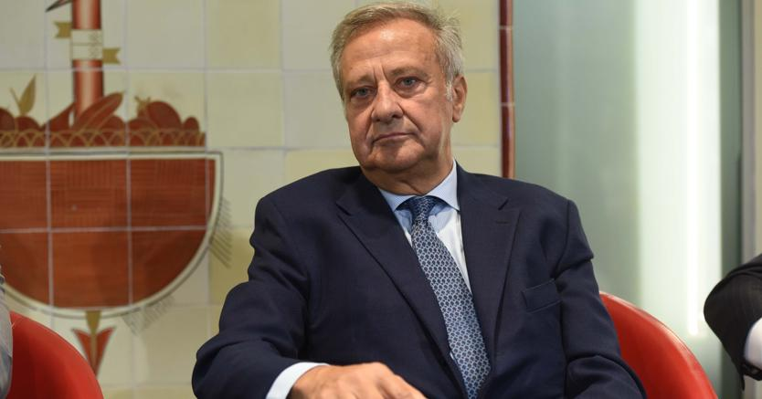 Giovanni Tamburi (Imagoeconomica)