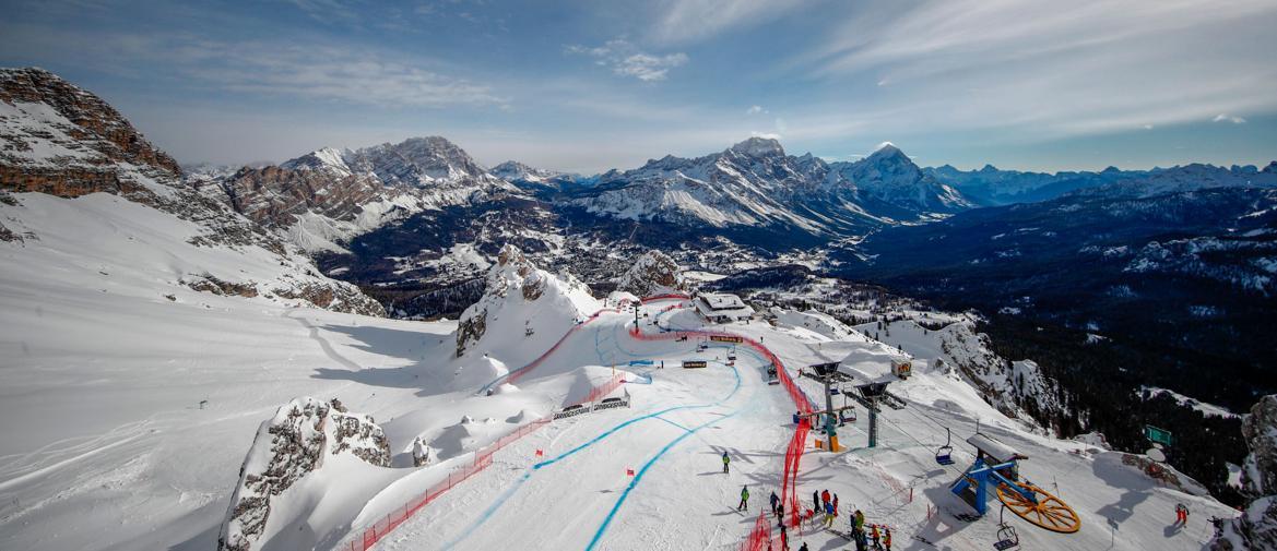 Cortina d'Ampezzo i Campionati italiani assoluti  (courtesy Cortina2021 - Photo Credits Pentaphoto)