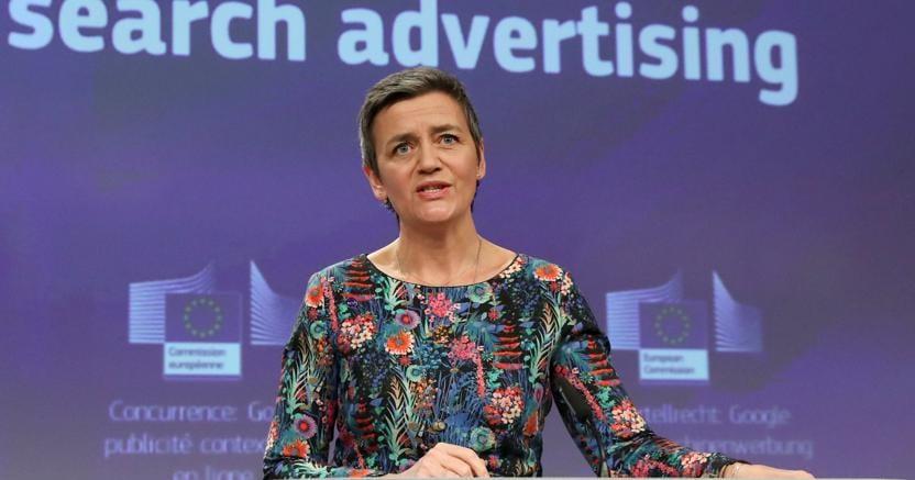 Margrethe Vestager  (Reuters)