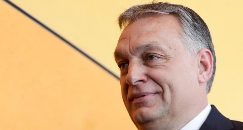 Il premier ungherese Viktor Oran