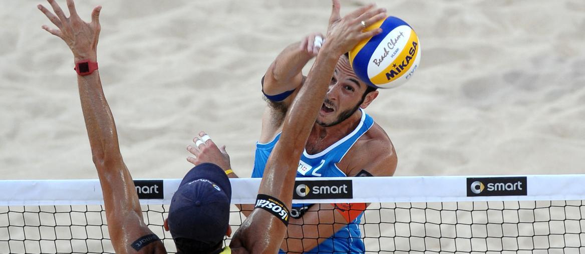Mondiale Volley 2020 Calendario.Beach Volleyball Dopo Dieci Anni Roma Ospitera I Mondiali
