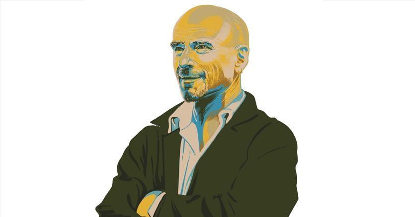 Jeffrey  Schnapp (ritratto di Ivan Canu)