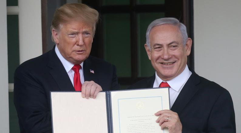 Golan, Netanyahu: