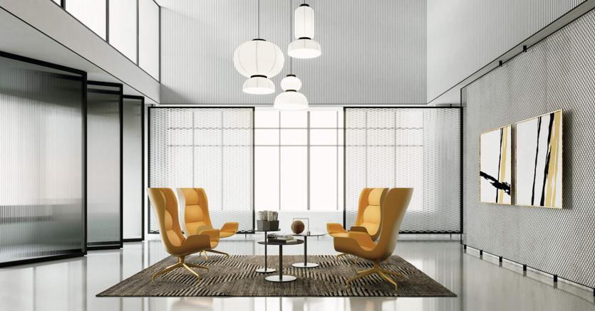 Seduta Aura di Tecno