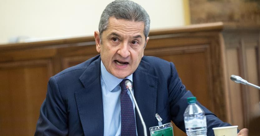 Franco Panetta, nuovo dg di Bankitalia (Imagoeconomica)