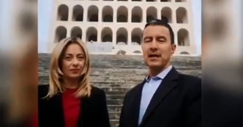Il bisnipote di Mussolini sospeso da Facebook