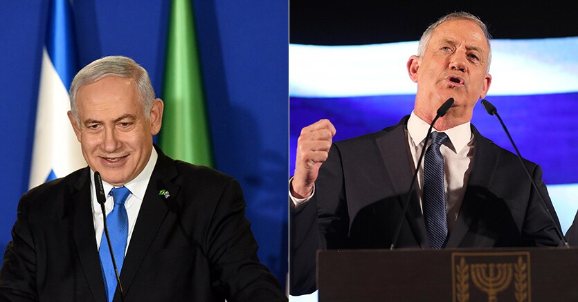 Netanyahu- Ganz