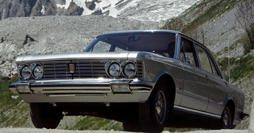 Fiat 130: compie 50 anni la berlina di lusso alternativa ...