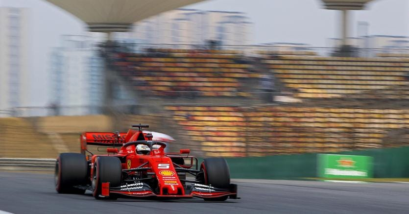 Elkann: ?In Ferrari si è per dare, non per vanagloria?