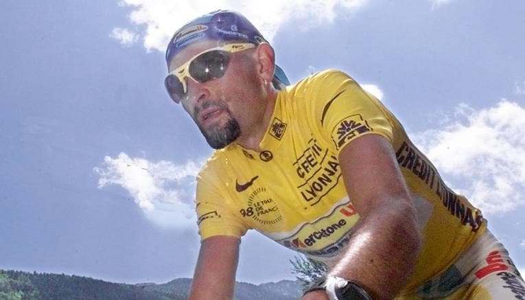 Marco Pantani, Rapetto all'Antimafia: