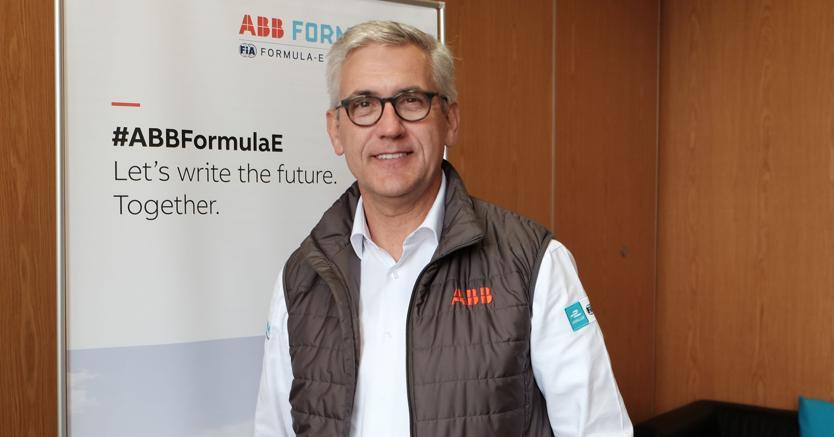 Ulrich Spiesshofer, ex Ceo Abb (foto F. Sarcina)