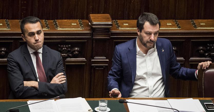 Sale il livello dello scontro tra Salvini e Di Maio. Crisi vicina?