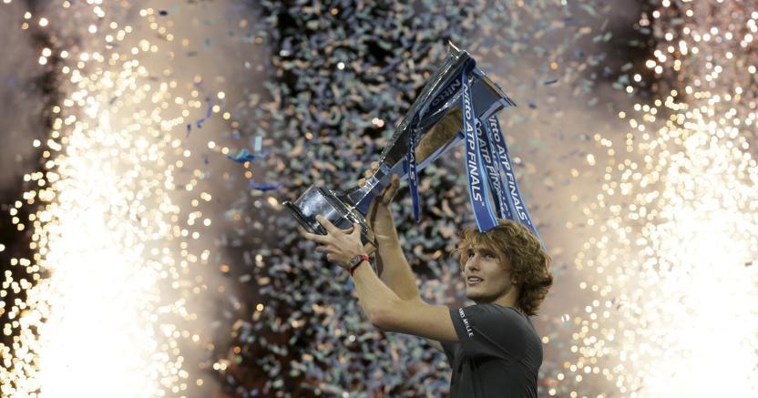 Le Atp Finals sono state assegnate a Torino dal 2021 al 2025