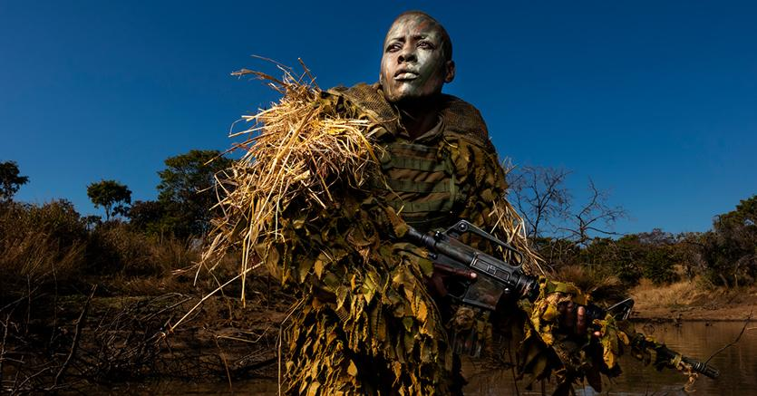 Brent Stirton,Getty Images