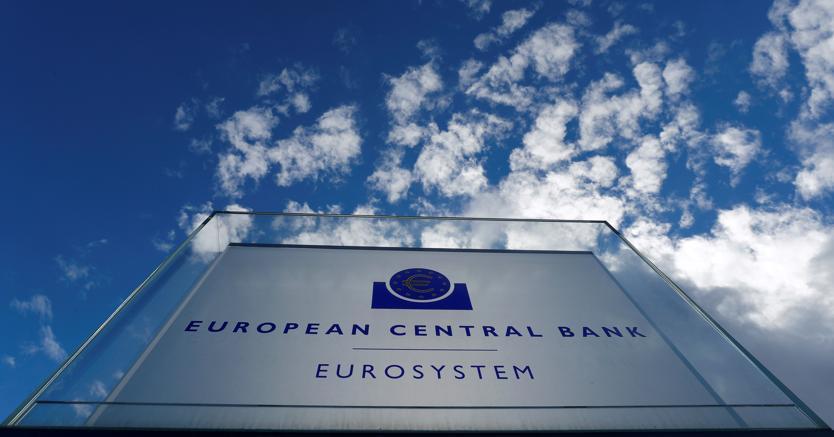 96840c6de8 Una targa davanti alla sede della Banca centrale europea a Francoforte  (Reuters)