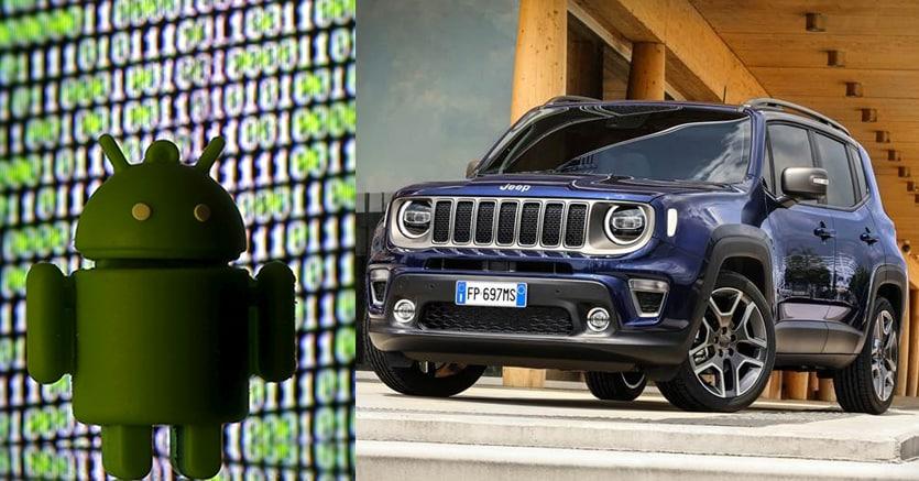 Fca: trend di crescita, ad aprile bene vendite di Jeep e Lancia