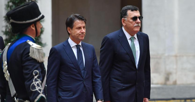 Libia, Sarraj: la Francia prenda una posizione chiara