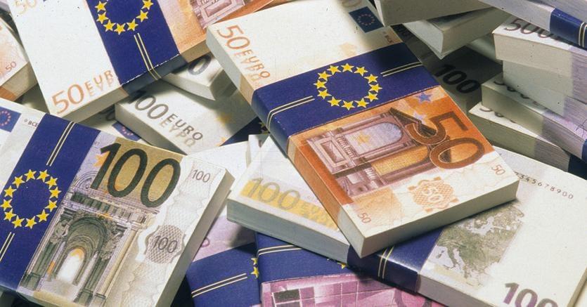 Torna a salire la ricchezza delle famiglie italiane. Battuta la Germania