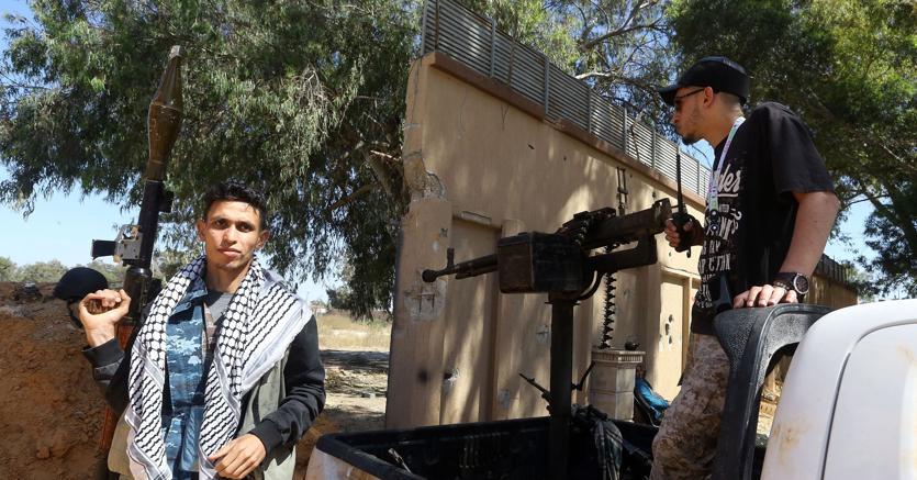 Libia, il generale Haftar continua l'offensiva verso Sirte