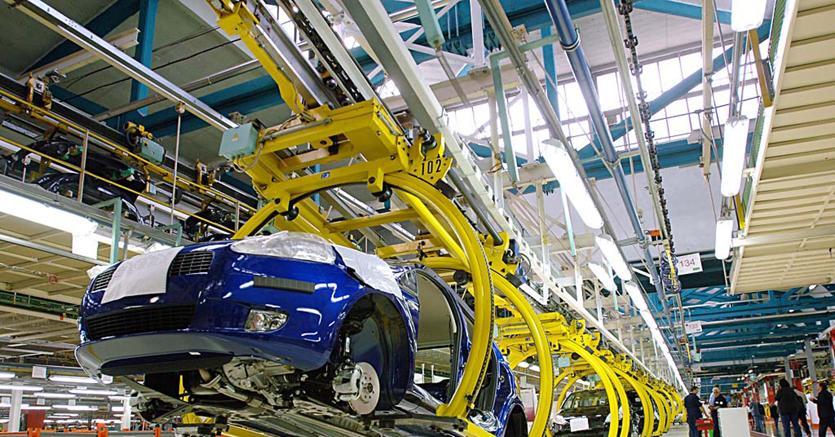 Lo stabilimento Fiat di Mirafiori (Imagoeconomica)