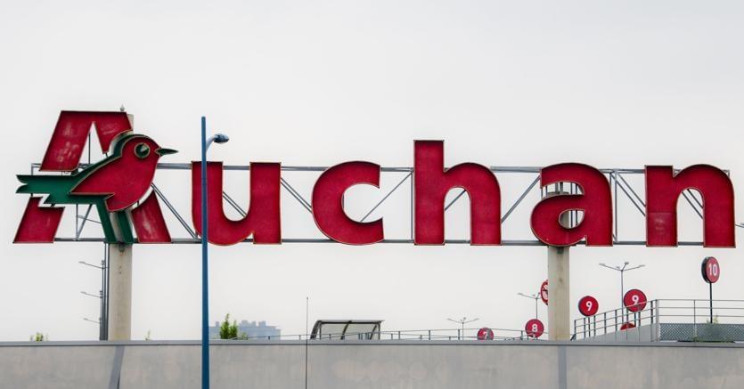 Conad rileva supermercati Auchan in Italia