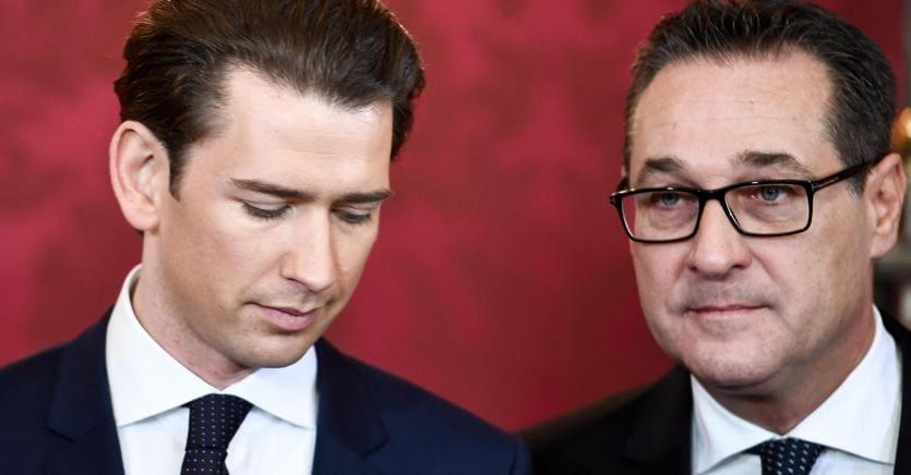 Austria, il vice-cancelliere Strache si dimette dopo il video scandalo