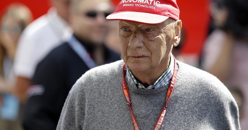 E' morto Niki Lauda
