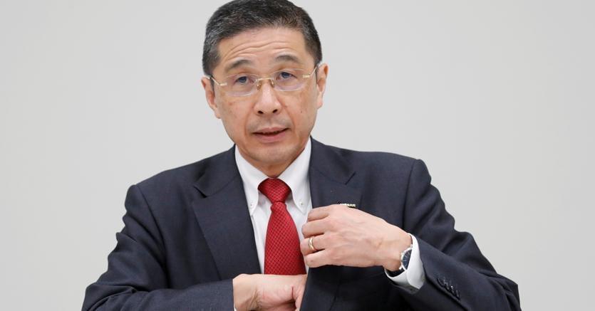 Saikawa (Reuters)