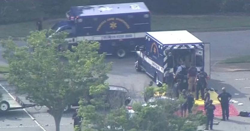 Virginia, funzionario pubblico fa strage in un edificio governativo: uccise 14 persone