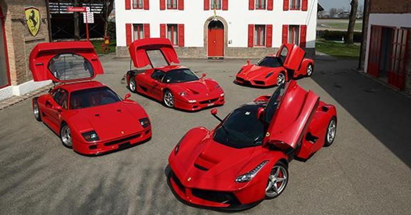 negozio ufficiale negozio online promozione Se Ferrari (ex Fca) in Borsa ora vale il 50% in più di ...