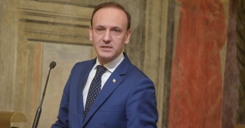 Il Sottosegretario del ministero degli Affari esteri Guglielmo Picchi (imagoeconomica)