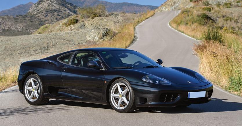 sito web per lo sconto attraente e resistente varietà larghe Ferrari 360 Modena: un Cavallino di razza con le quotazioni ...