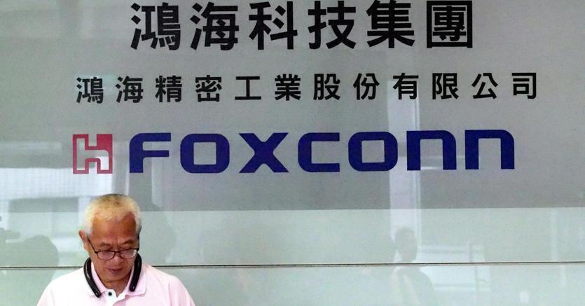 Foxcoon, azienda taiwanese con fabbriche in Cina, è il principale produttore di iPhone per conto di Apple
