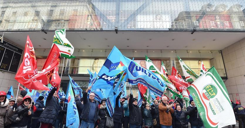 Nel 2018 nei servizi pubblici essenziali sono stati proclamati 2.109 scioperi, contro i 2.448 del 2017 (Ansa)
