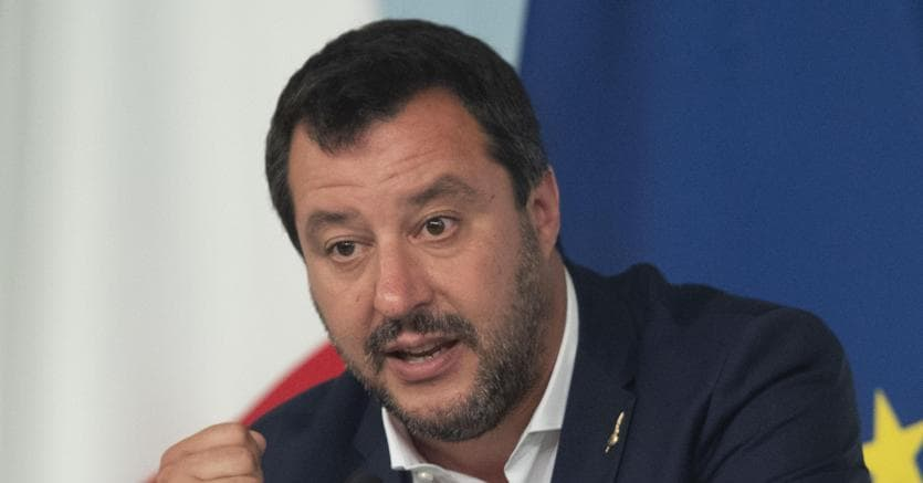 Salvini, lavoriamo a una Roma diversa - Ultima Ora