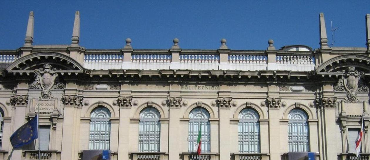 Politecnico Milano Calendario.Il Politecnico Di Milano Decolla Nel Ranking Mondiale Il